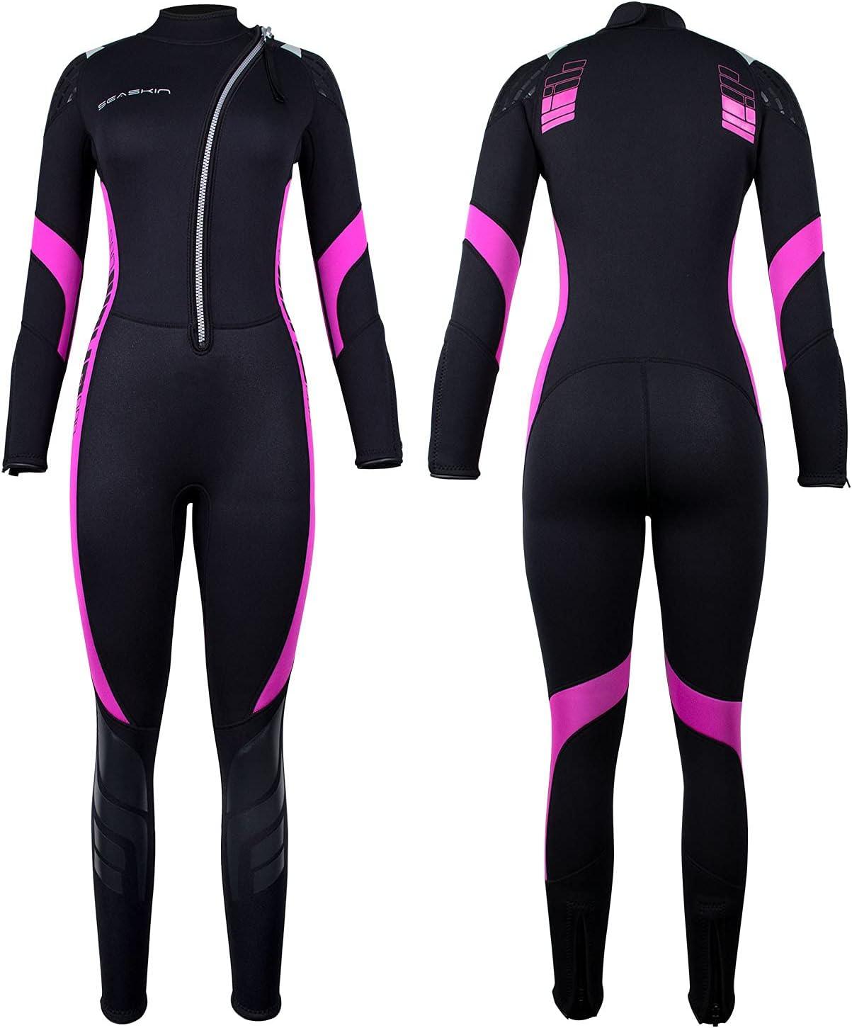 Seaskin Wetsuit Men Women 3mm Neoprene Fr Special Campaign Body Oakland Mall Full Diving Suits