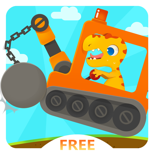 Dinosaur Digger 3 - Games for Kids