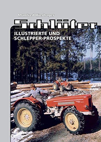 Schlüter: Illustrierte und Schlepper-Prospekte