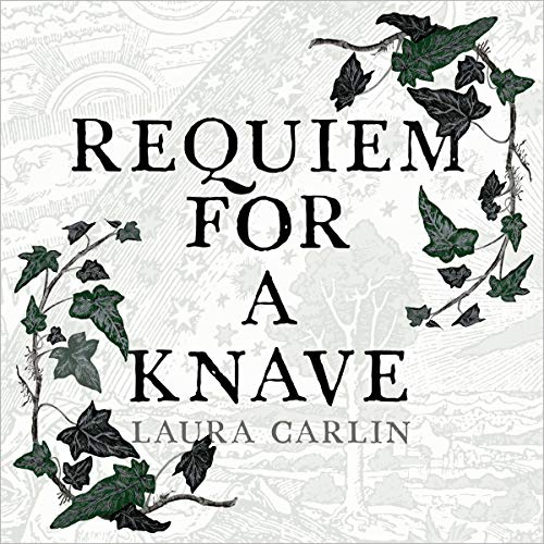 Requiem for a Knave audiobook cover art
