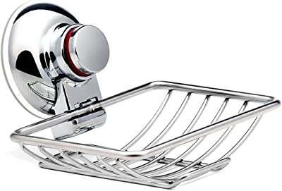 Amazon.com: SANNO - Organizador para estante de baño, con ...