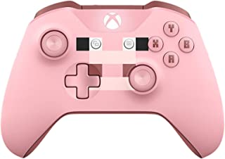 Microsoft Xbox One Wireless Controller - Minecraft Pig