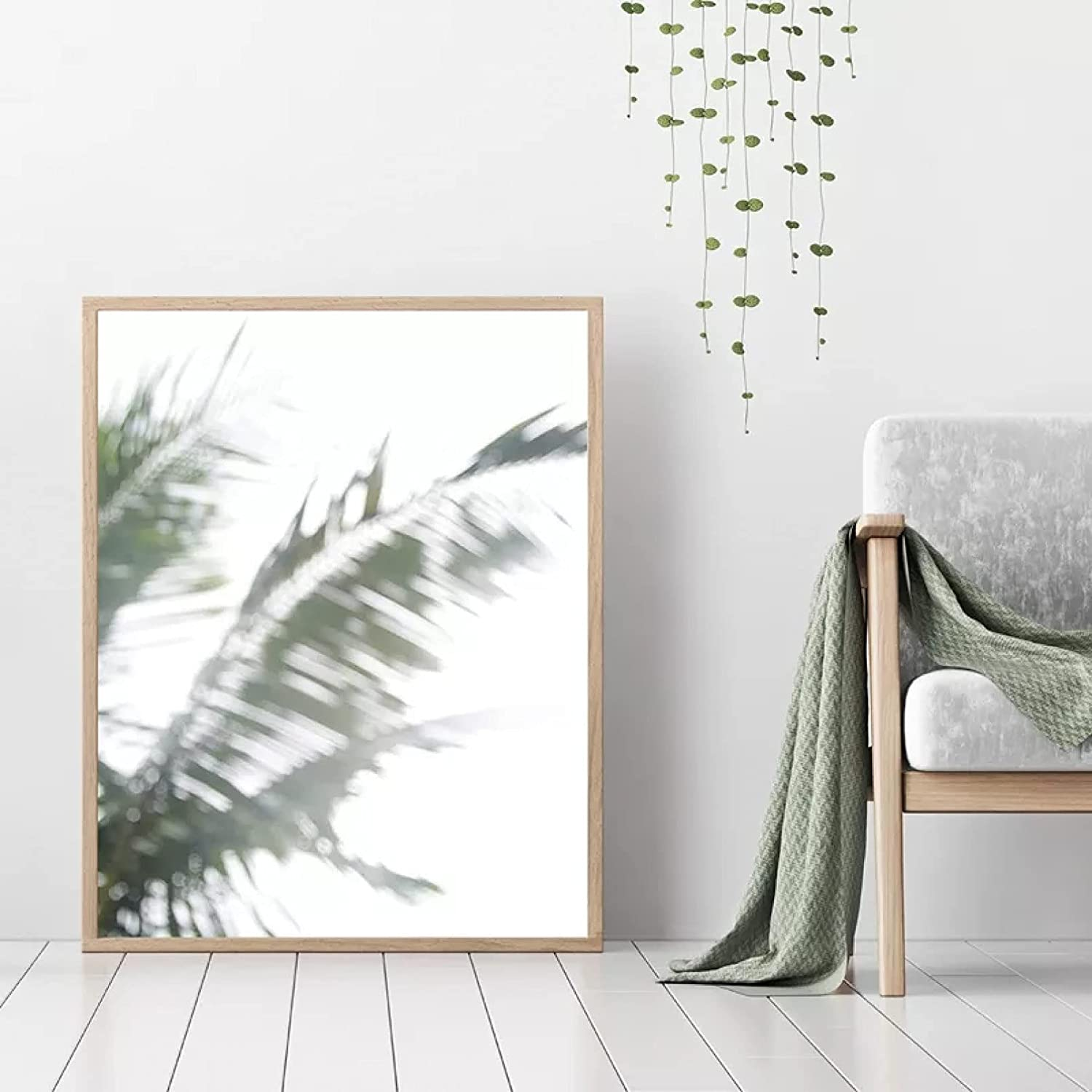 Home Decoration Chicago Mall Painting All items free shipping Printed Artwork Plants Abstract Poster