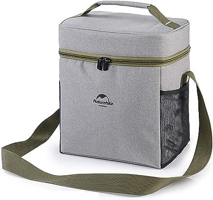 BWBLIZI Isolierte Isolierte Isolierte Tasche Outdoor-Picknick-Tasche Brotdose Lunchpaket Crisper Zurück Milchbeutel Gekühlte Tasche 31  17  18cm   23  17  28cm (Farbe   B, größe   L) B07NW374D8 | Neue Produkte im Jahr 2019  977e1d