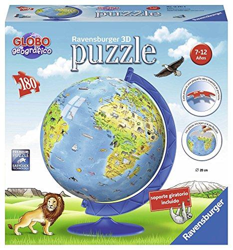 Ravensburger - Puzzleball 3D Globo New Edition (12341)