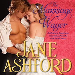 The Marriage Wager cover art