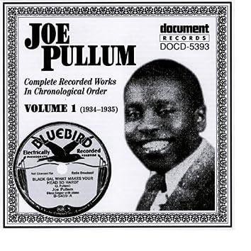 Joe Pullum Vol. 1 (1934-1935)
