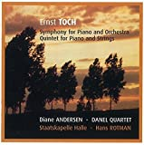 Toch: Concerto No. 2 Op. 38 / Quintet for Piano Strings by Marc Danel, Gilles Millet, Tony Nys, Guy Danel (2010-06-29)