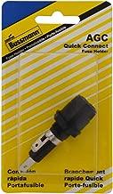 "Bussmann (BP/HKP-HH-RP) 15 Amp Carded Panel Mount Fuse Holder for 5/16"" Panels"