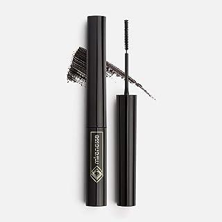 Mirenesse Cosmetics Lash Whip Secret Weapon 24hr Tightline Mascara with Micro Brush - Black. Unique brush tightlines even ...