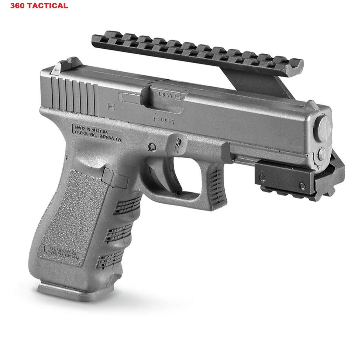 360 Tactical Gunsmithing Picatinny Accessories