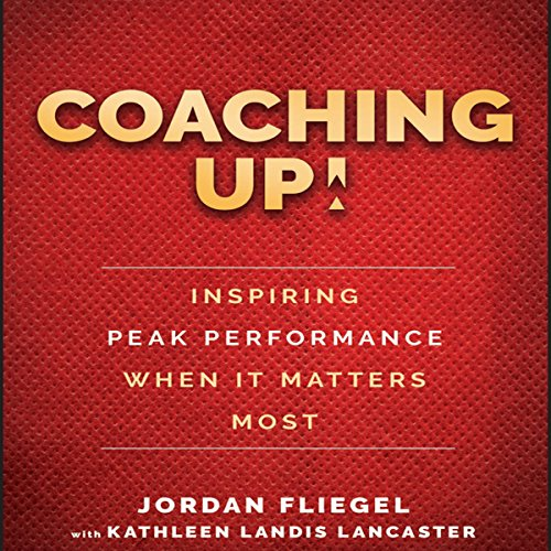 Coaching Up! audiobook cover art