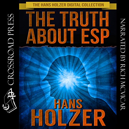 The Truth about ESP audiobook cover art