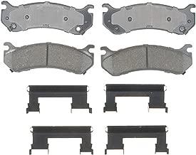 ACDelco 17D785CH Professional Ceramic Disc Brake Pad Set