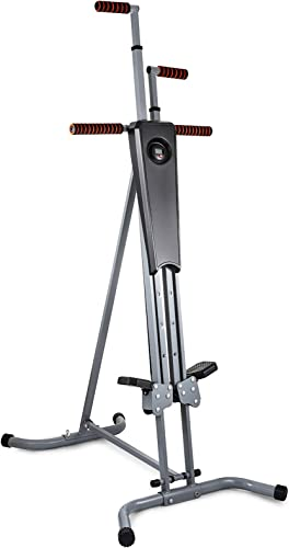 2021 SHZOND Vertical Climber Fitness Exercise Step Climber for sale Home Gym Full Body sale Fitness Workout Cardio Climbing Machine online