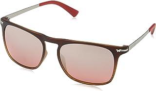 Police - S195654ABRM Gafas de sol, Beige, 54 para Hombre