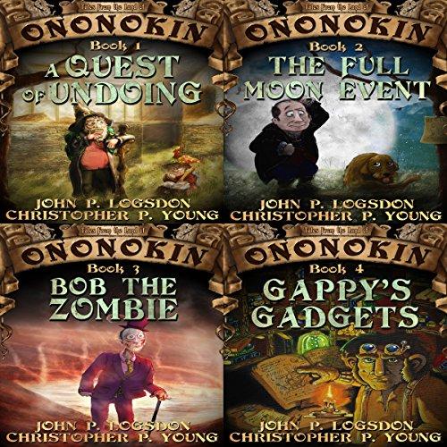 Ononokin Book Bundle #1 cover art