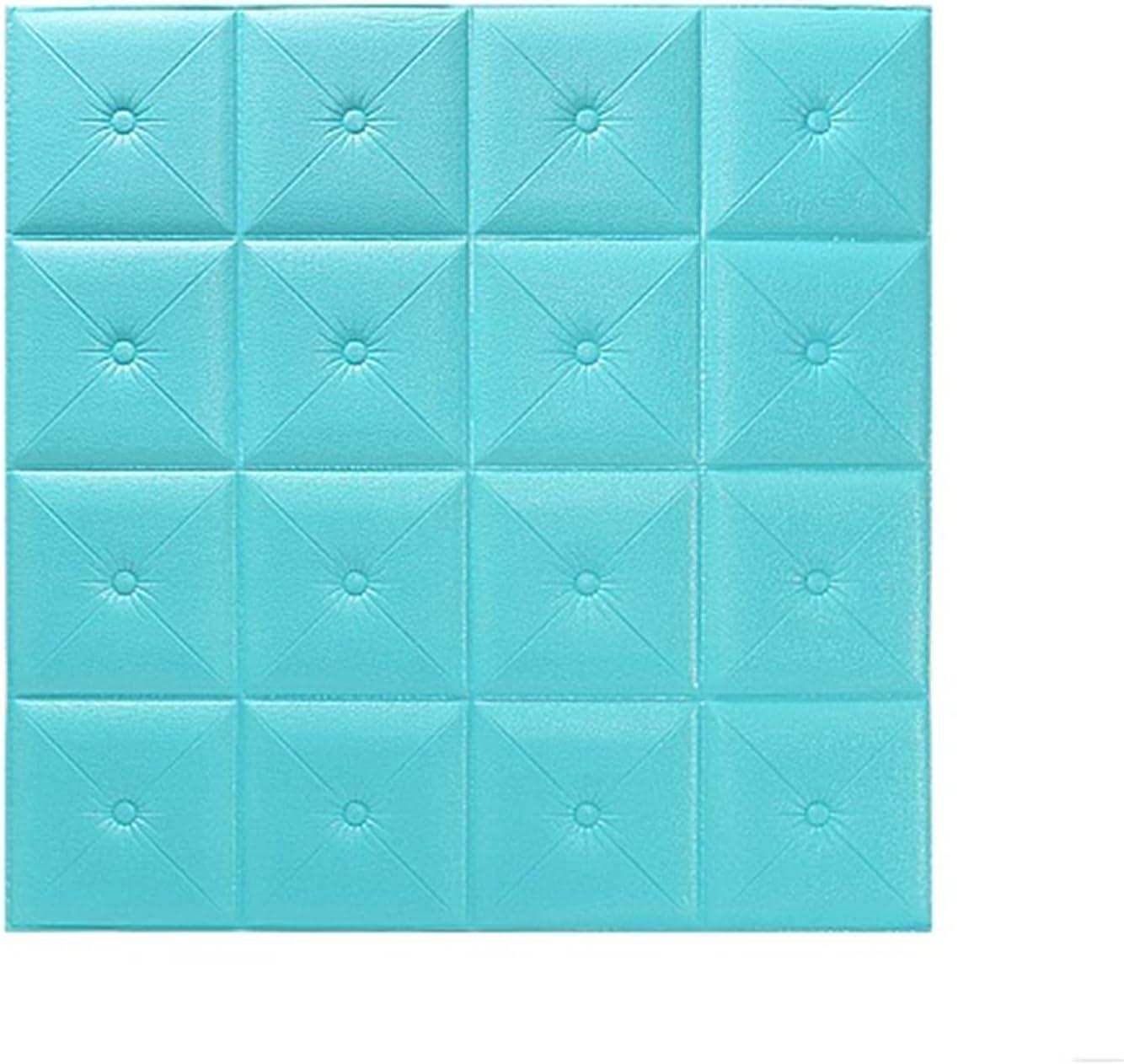 X-CWW Foam Brick Wall Super supreme beauty product restock quality top Panels Rainbow Self-A Stickers Colors