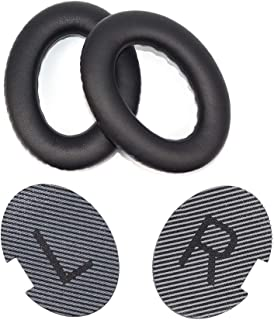 Soundlink Earpads Replacement Ear Pads Cushion Muffs Kit Parts Compatible with Bose SoundTrue Soundlink Around-Ear Wireles...