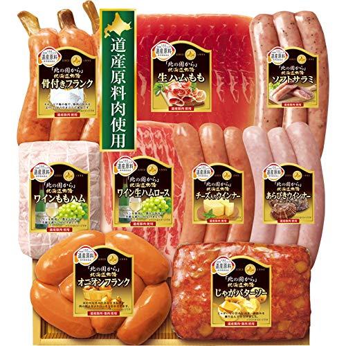 御歳暮 冬ギフト お年賀 ご挨拶 丸大食品 北の国から 北海道物語バラエティセット