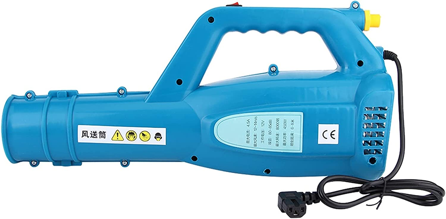 WFTHOD 1PC Portable Same day shipping Handheld Electric Garden Agricultural Blower Award