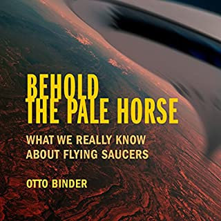 Behold the Pale Horse audiobook cover art