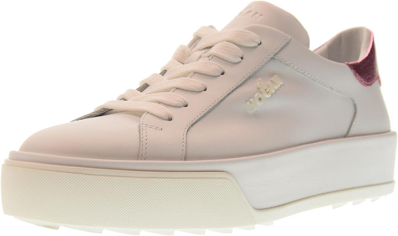 Hogan shoes Woman Low Platform Sneakers HXW3200AG80IGG547S R320