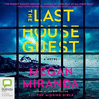 The Last House Guest cover art