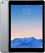 2014 Apple iPad Air 2 thinest with touch ID fingerprint reader retina display(64GB,Wifi,Space Gray) (Renewed)