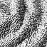 Lorenzo Cana High End Luxus Kaschmir-Decke 100prozent Kaschmir flauschig weiche Wohndecke Decke handgewebt Sofadecke Kaschmirdecke Wolldecke 96175