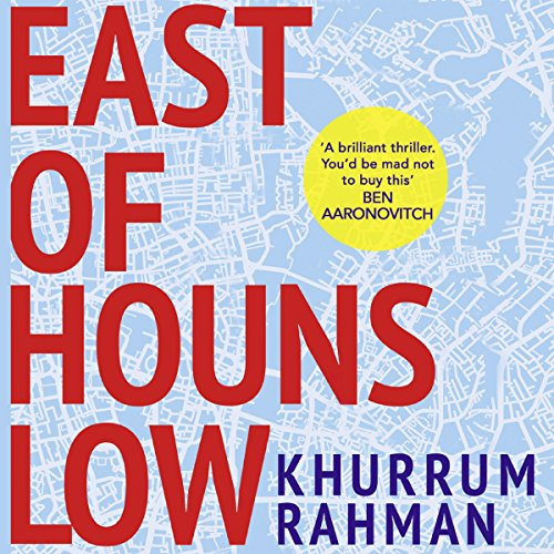 East of Hounslow audiobook cover art