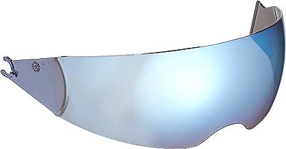 OGK KABUTO CF-1 mirror inner sunshade blue mirror
