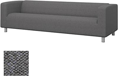 Soferia - IKEA KLIPPAN Funda para sofá de 2 plazas, Nordic ...