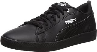 PUMA Women's Smash WNS v2 Leather Sneaker