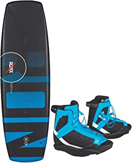 Ronix District Wakeboard Package w/District Boots (2019)
