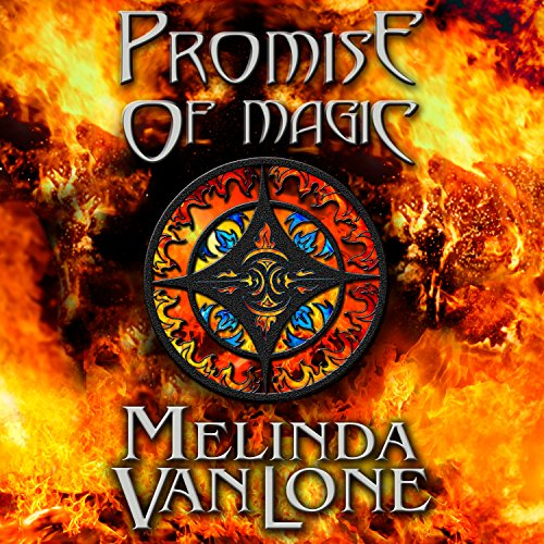 Promise of Magic audiobook cover art