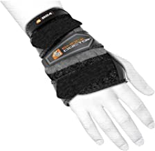 Shock Doctor 824-01-34R Wrist 3-Strap Support, Large