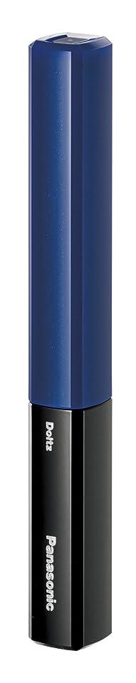 クラスベギン累計パナソニック 電動歯ブラシ ポケットドルツ 青 EW-DS27-A