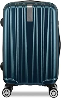 Luggage Sets Trolley Universal Wheel Suitcase Suitcase Men and Women Trailer Box Four Sizes Optional Luggage & Travel Gear (Color : B, Size : 402860 cm)