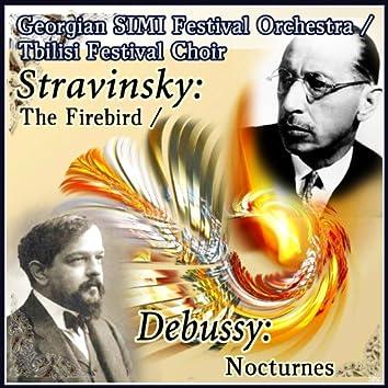 Stravinsky: The Firebird / Debussy: Nocturnes