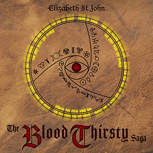 The Blood Thirsty Saga audiobook cover art