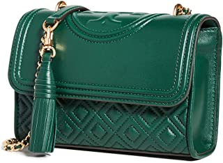 Tory Burch Women's Fleming Small Convertible Shoulder Bag