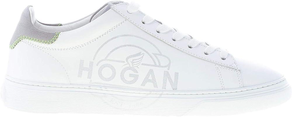 Hogan ,scarpe sportive,sneakers per uomo,in pelle HXM3650BD60KO74266