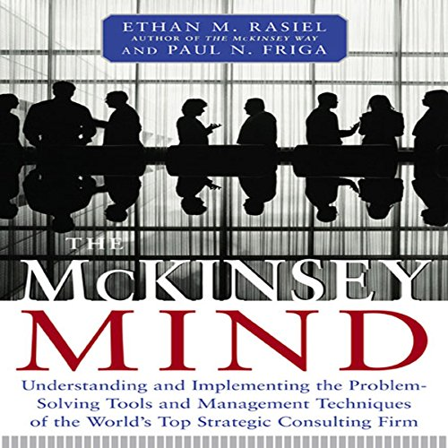 The McKinsey Mind audiobook cover art