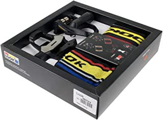 Look Keo 2 Max 2017 Special Set Includes pedals socks and a convertible hat/neck warmer Black/ProTeam S/M