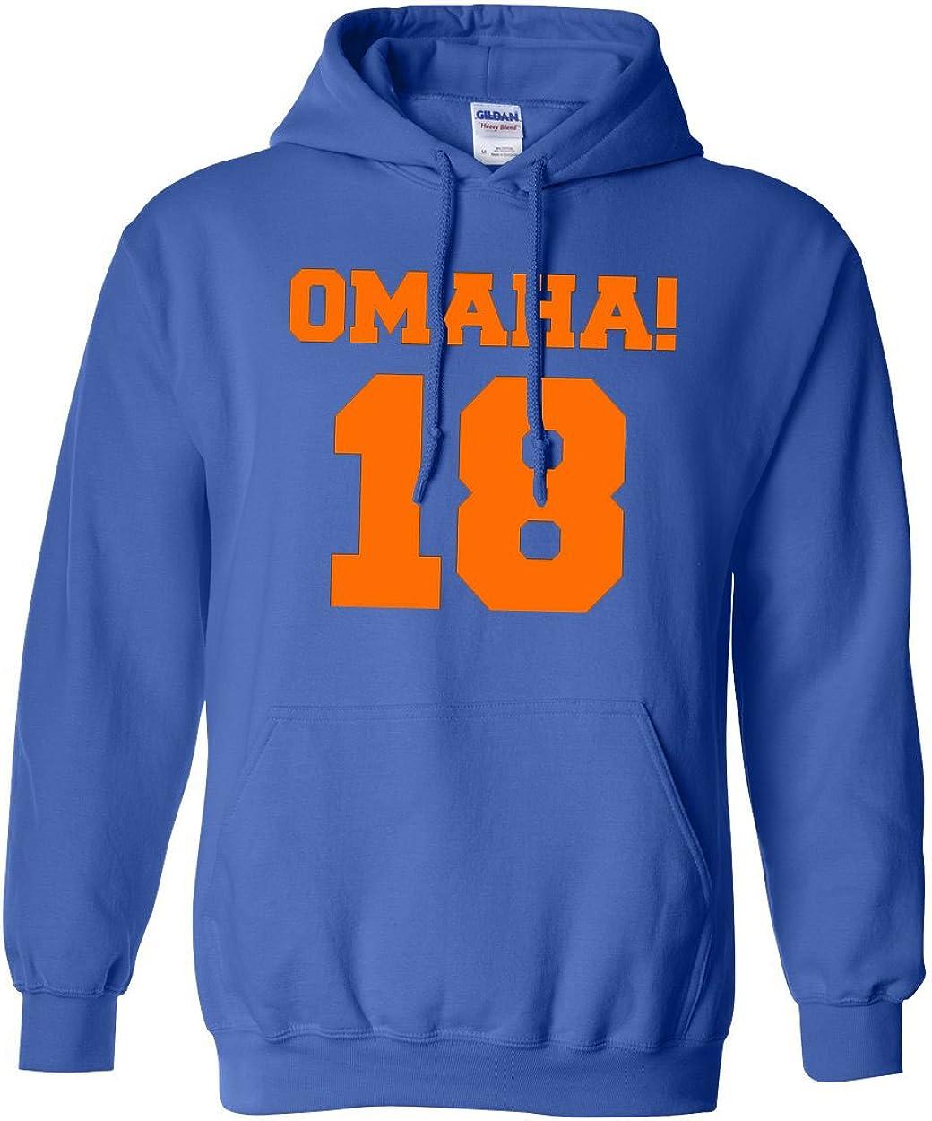 City Shirts Omaha Indefinitely Manning Super sale period limited Denver Sweatshirt Hoodie