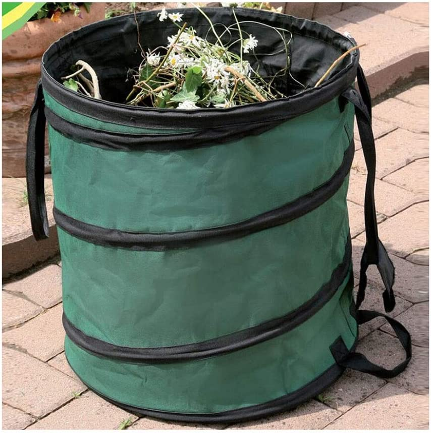 LJIANW Garden Waste Ranking TOP16 Bags Genuine Free Shipping 600D Oxford Wire Fabric Steel He with