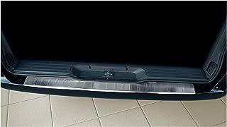 Pour Mercedes Vito w639 à partir de 2003 seuil inox chrome