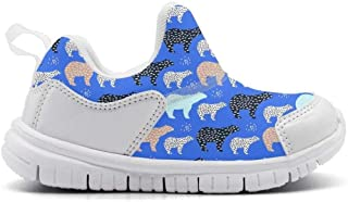 ONEYUAN Children Space Galaxy Cats 2 Kid Casual Lightweight Sport Shoes Sneakers Walking Athletic Shoes