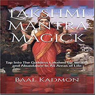 Lakshmi Mantra Magick cover art